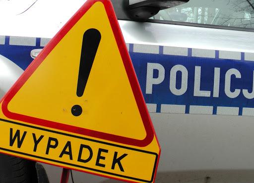 Groźny wypadek na A4 w Gliwicach. Jedna osoba jest poszkodowana