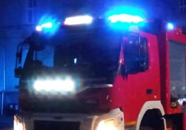 Pożar mieszkania w Sosnowcu. Nie żyje jedna osoba. Był też wybuch